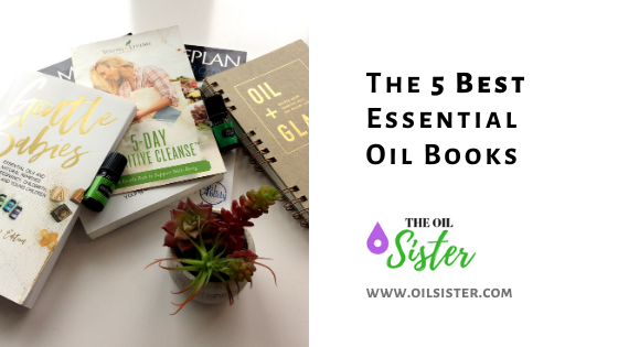 best essential oil books