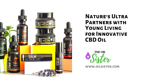 Nature's Ultra CBD Oil