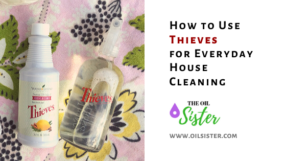 all natural cleaning thieves