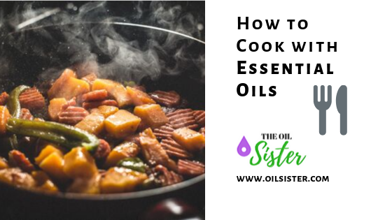 cooking essential oils blog