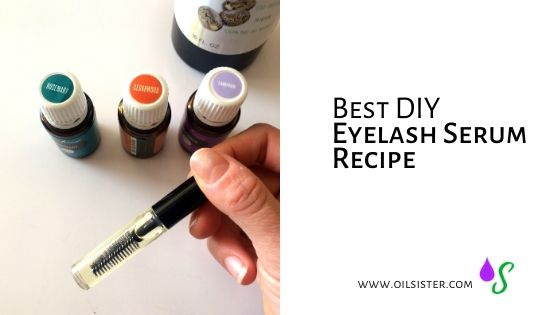 Essential oils for Eyelashes