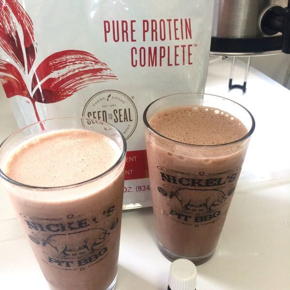 Young Living Pure Protein Complete