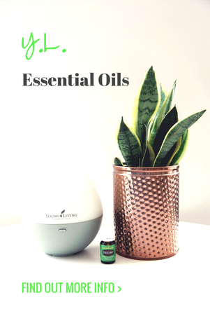 Spring time essential oils
