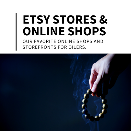 essential oil etsy store