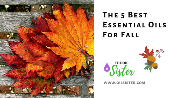 essential oils for fall