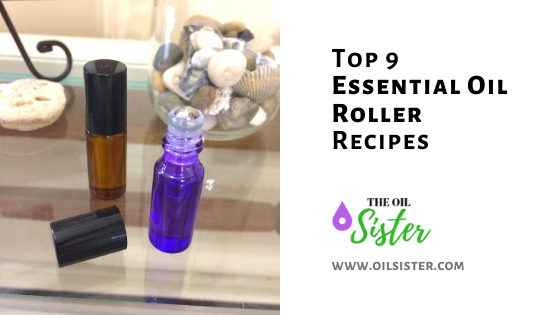 essential oil roller recipes