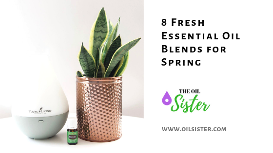 spring essential oils