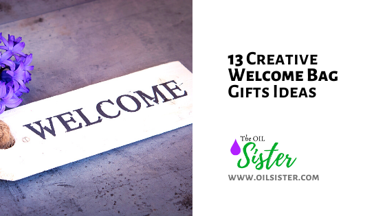 Welcome Bag Gift Ideas